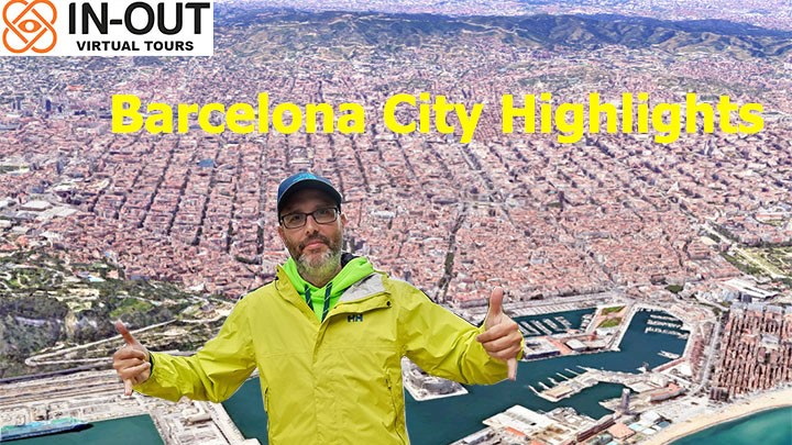 Barcelona Highlights Private Live Virtual Tour - In out Barcelona Tours