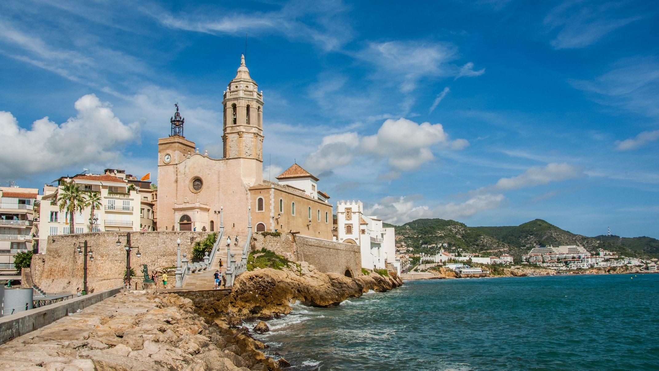 Roman Tarragona and Sitges Fishing Village Small Group Day Tour - In out Barcelona Tours
