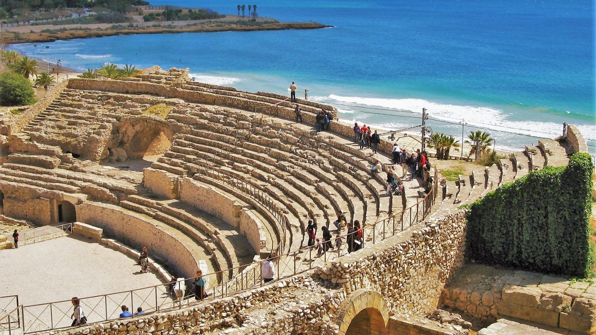 Roman Tarragona Private Half Day Tour - In out Barcelona Tours